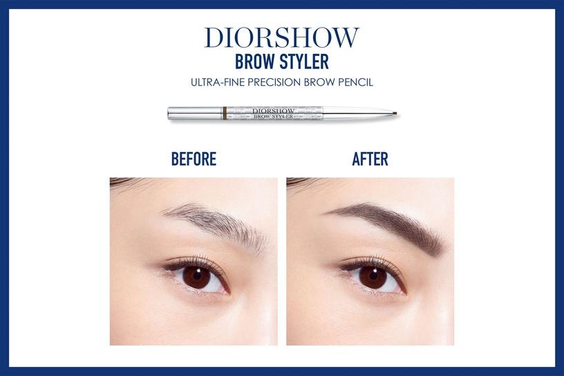 Карандаш для век Christian Dior Diorshow Universal brown