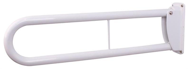 Rokturis tualetei HD-01 76x10x25cm, balts
