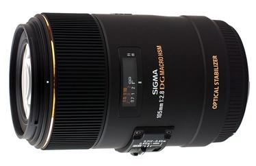 SIGMA 105/2.8 MACRO DG EX OS HSM Nikon