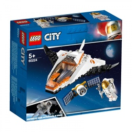 Konstruktor LEGO City Satellite Service Mission 60224