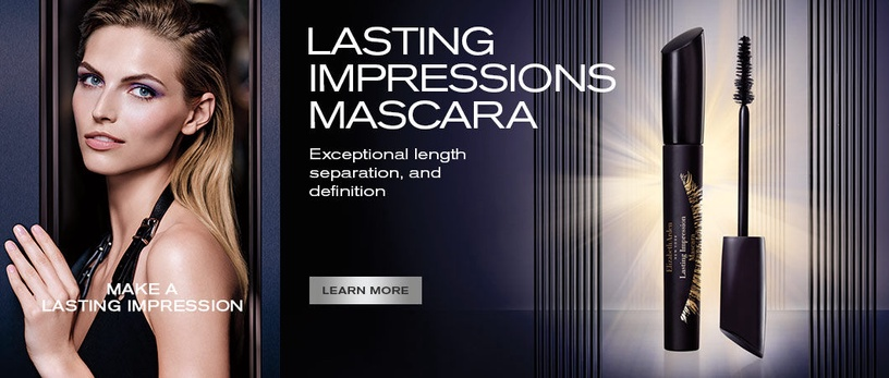 Elizabeth Arden Lasting Impression Mascara 8.5ml 01
