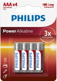 Philips Power Alkaline AAA 4x