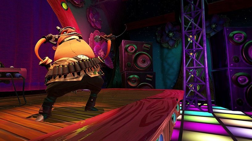 Psychonauts In The Rhombus Of Ruin PS4 VR