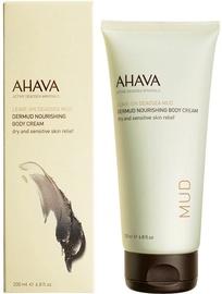 Kūno kremas AHAVA Dermud Nourishing, 200 ml