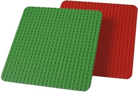 Конструктор LEGO Duplo Large Building Plates 9071, 2 шт.
