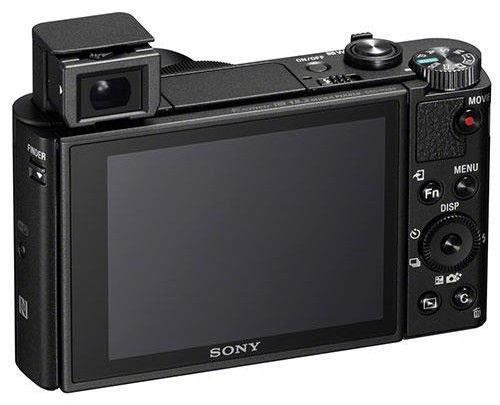 Sony DSC-HX99 Compact Camera Black