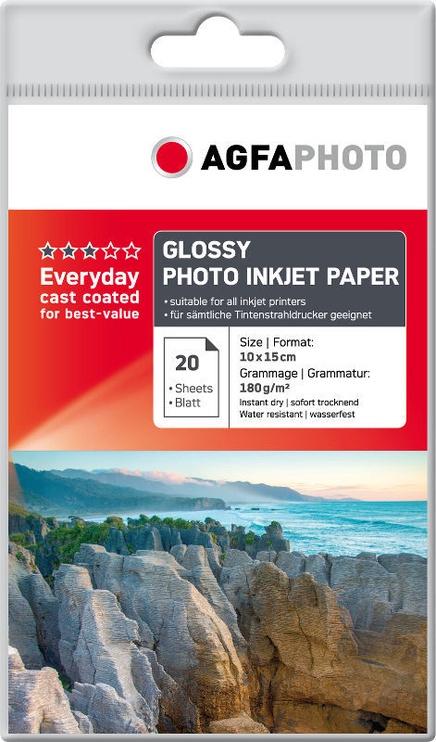 Fotopaber AgfaPhoto Everyday Glossy 10x15 20pcs