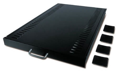 APC Sliding Shelf 100lbs/45.5kg Black