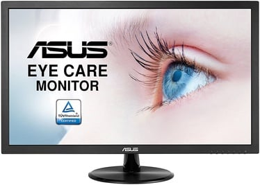 "Monitorius Asus VP228DE, 21.5"", 5 ms"