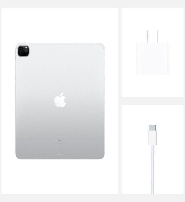 """Planšetė Apple iPad Pro 4 12.9, sidabro, 12.9"""", 6GB/256GB"""