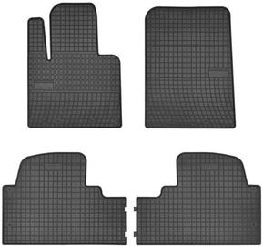 Frogum Hyundai Santa Fe III 2015 Rubber Floor Mats