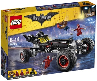 LEGO Batman The Batmobile 70905