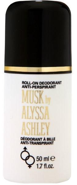 Alyssa Ashley Musk Deo Roll On 50ml