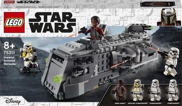 Конструктор LEGO Star Wars Имперский бронированный корвет типа «Мародер» 75311, 478 шт.