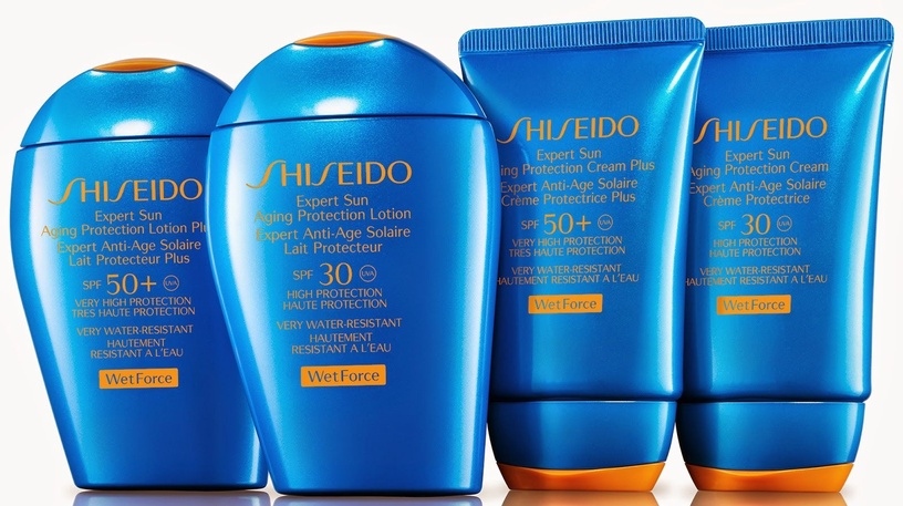Shiseido Expert Sun Aging Protection Lotion SPF50 WetForce 100ml