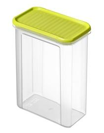 Rotho Domino Food Box 1.5l Lime Green