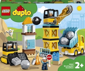 Конструктор LEGO® Duplo Шаровой таран 10932