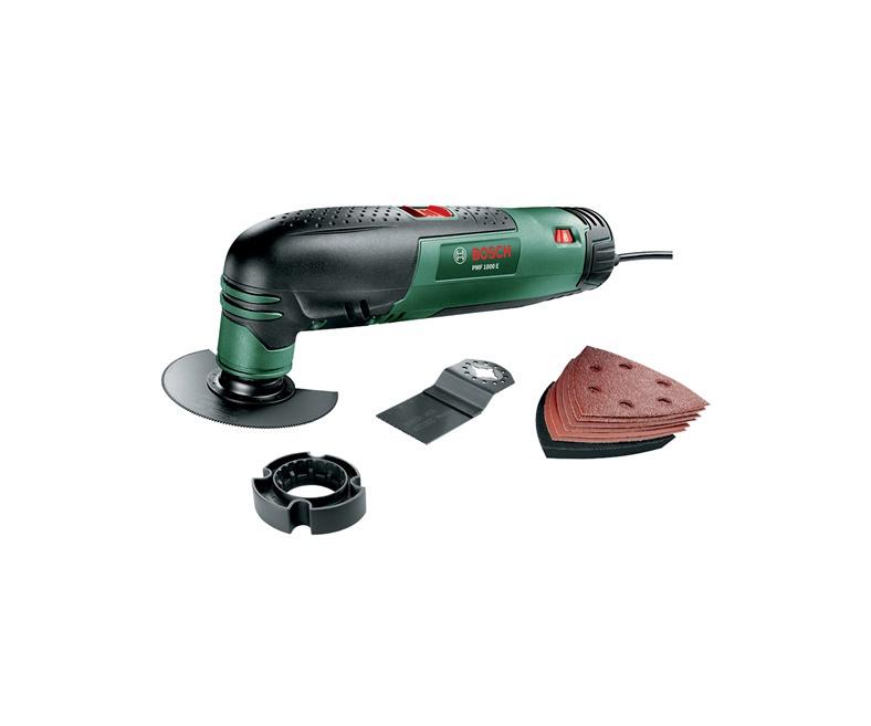 Daugiafunkcinis įrankis Bosch 1800 E, 190 W