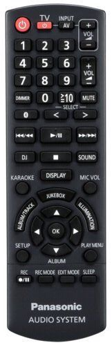 Muusikakeskus Panasonic SC-AKX710E-K Music System