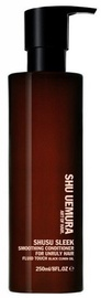 Plaukų kondicionierius Shu Uemura Shusu Sleek Smoothing Conditioner, 250 ml
