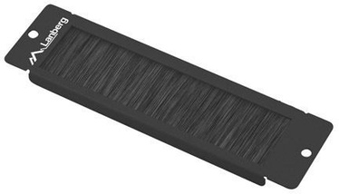 "Lanberg AK-1104 Brush Panel 10"" Black"