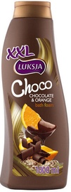 Luksja Chocolate & Orange Bath Foam 1000ml