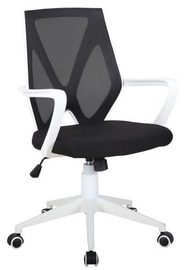 Signal Meble Office Chair Q-258 Black/White