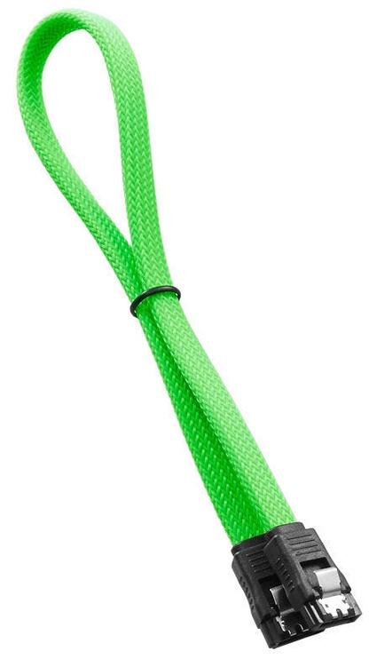 Juhe CableMod ModMesh SATA 3 Cable 60cm Light Green