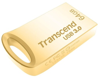 Transcend 64GB JetFlash 710 USB 3.0 Gold