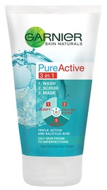 Garnier Pure Active 3in1 Exfoliator 150ml