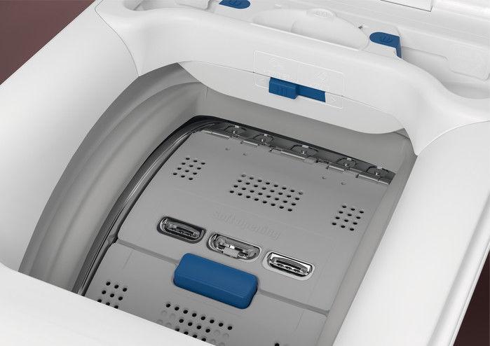 Skalbimo mašina Electrolux EW6T3262 White