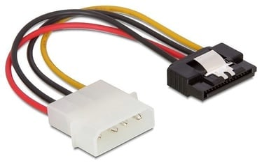 Delock Cable SATA HDD / Molex 0.15m