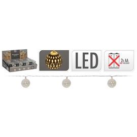 Garlande led b. iek. AX5100020 10LED 1m