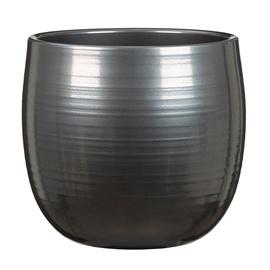 Scheurich Flower Pot Intense 765 58679 Ø18cm Steel