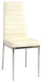Ēdamistabas krēsls Signal Meble H261 Cream