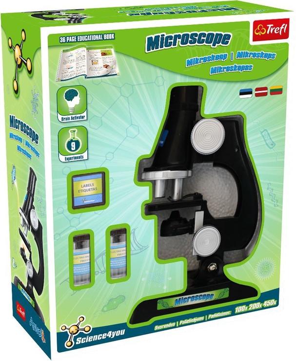 Trefl Science4you Microscope
