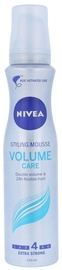Nivea Volume Care Styling Extra Strong Hair Mousse 150ml