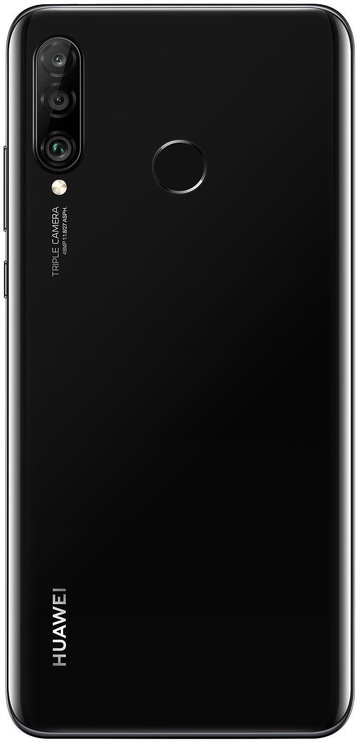 Huawei P30 Lite New Edition 6/256GB Dual Midnight Black