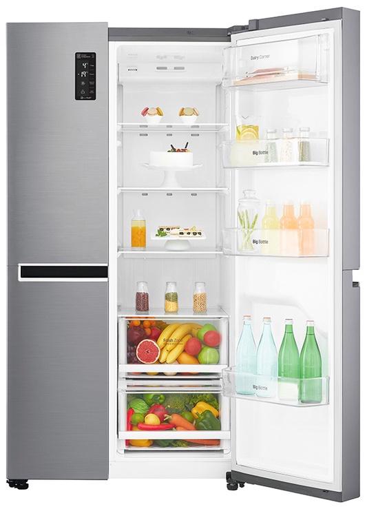 Šaldytuvas LG GSB760PZXV