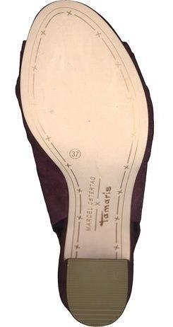 Tamaris Heiti Sandal 1-1-28310-22 Berry 37