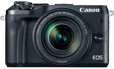 Canon EOS M6 + EF-M 18-150mm IS STM Black