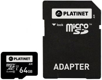 Platinet microSDXC 64GB UHS-I Class 10