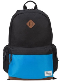 "Targus Backpack 15.6"" Black/Blue"
