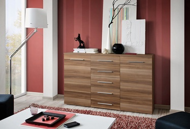 ASM Galino Fox Chest Of Drawers Plum
