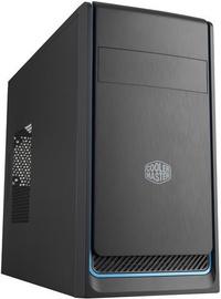 Cooler Master MasterBox E300L mATX Mini Tower Series Black/Blue