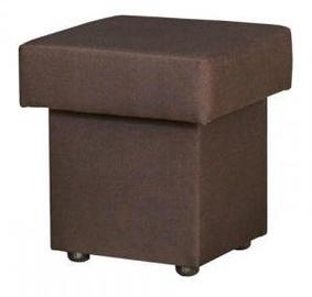 Bodzio Pouf With Storage Brown