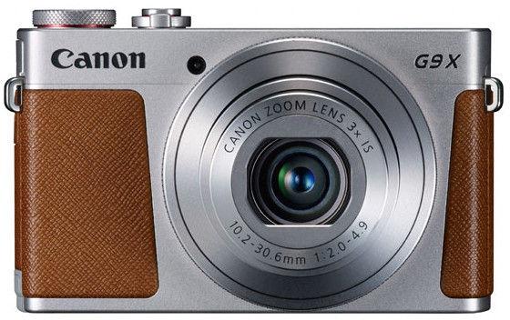 Canon PowerShot G9X Silver