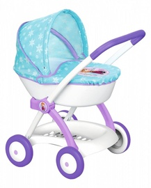 Smoby Pram Disney Frozen Trolley 7600254146