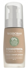 Deborah Milano Pure Formula Foundation SPF15 30ml 01
