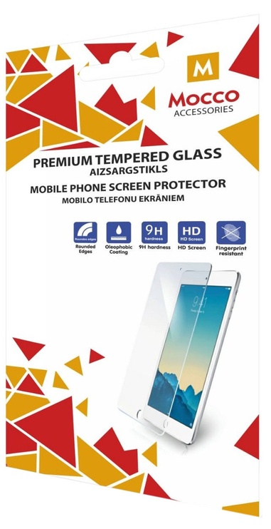Mocco Tempered Glass Screen Protector For ZTE Blade V8